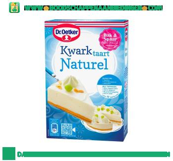 Dr. Oetker Kwarktaart naturel aanbieding