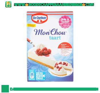 Dr. Oetker Mon chou taart aanbieding