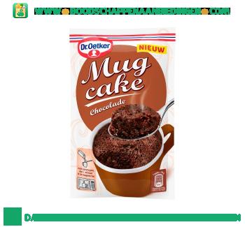 Mug cake chocolade aanbieding
