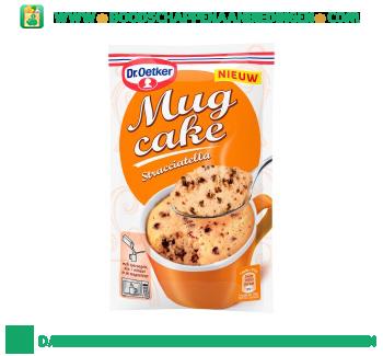 Dr. Oetker Mug cake stracciatella aanbieding