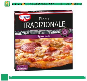 Dr. Oetker Pizza tradizionale speciale aanbieding