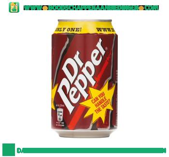 Dr. Pepper Cola aanbieding