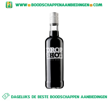 Dropshot Black magic aanbieding