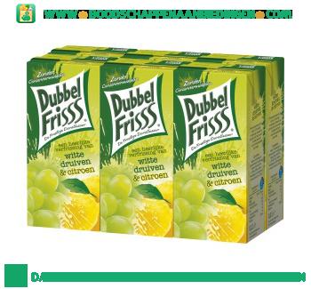 Witte druiven & citroen 6-pak aanbieding