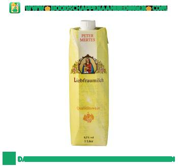 Duitsland Liebfraumilch aanbieding