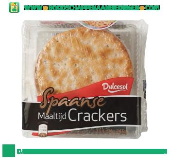 Dulcesol Spaanse maaltijdcrackers aanbieding