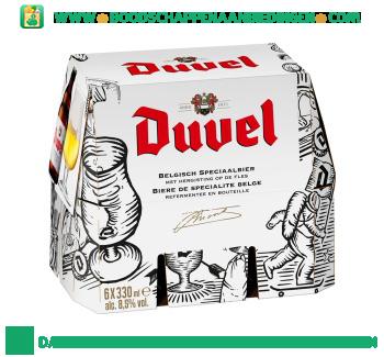 Duvel Pak 6 flesjes aanbieding