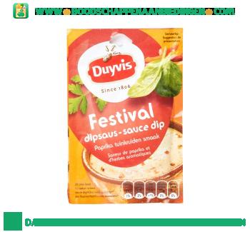 Duyvis Festival dipsaus aanbieding