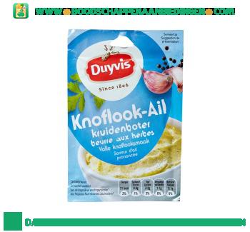 Duyvis Knoflook-ail kruidenboter aanbieding