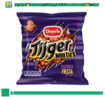 Duyvis Tijgernootjes paprika fiesta aanbieding