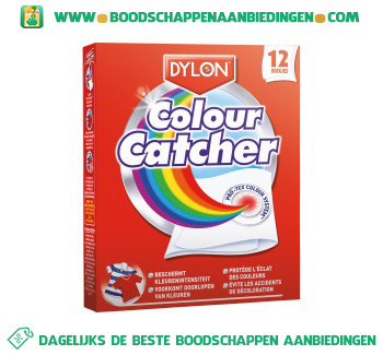 Dylon Colour catcher doekjes aanbieding