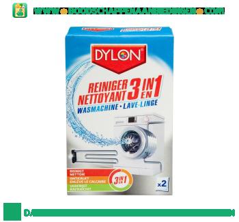 Dylon Wasmachinereiniger 3in1 aanbieding