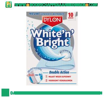 Dylon White`n bright met actieve witmaker aanbieding
