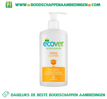 Ecover Handzeep citrus aanbieding