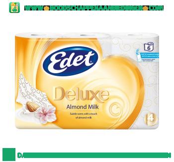 Edet Toiletpapier almond milk aanbieding