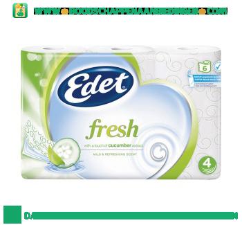 Edet Toiletpapier fresh aanbieding
