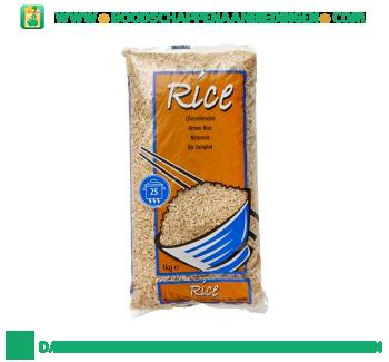 Ejo Zilvervlies rijst aanbieding