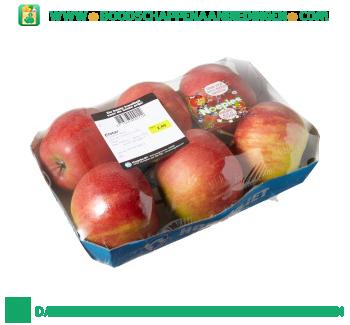 Elstar appels op schaal aanbieding