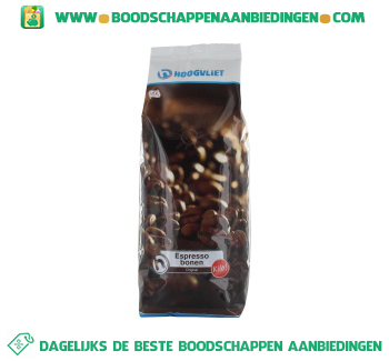Espressobonen original aanbieding
