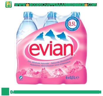 Evian 6-pak aanbieding