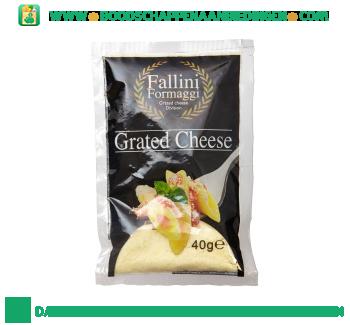 Fallini Italiaanse geraspte kaas aanbieding