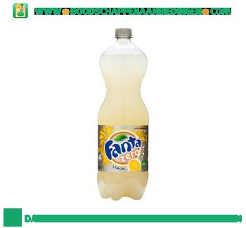 Fanta Lemon zero aanbieding
