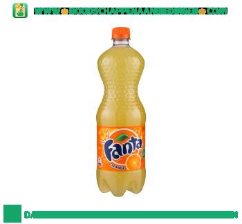 Fanta Orange gekoeld aanbieding