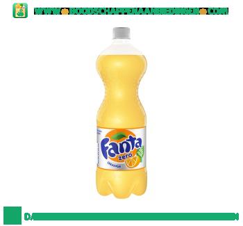 Fanta Orange zero aanbieding
