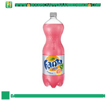 Fanta Pomelo zero aanbieding