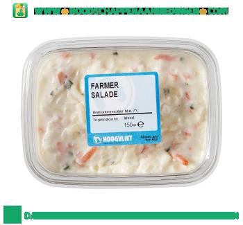 Farmer salade aanbieding