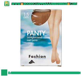 Fashion Panty lichtglans tei 48/52 15 den aanbieding