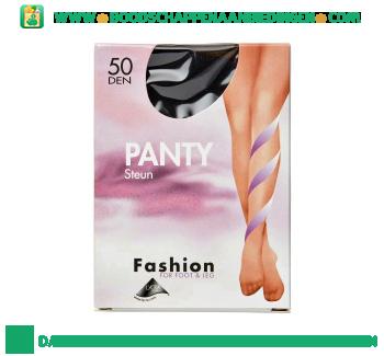 Fashion Panty steun 44/48 black 40 den aanbieding