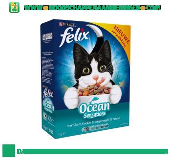 Felix Sensations vis aanbieding