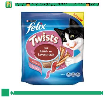 Felix Twist eend/lever aanbieding