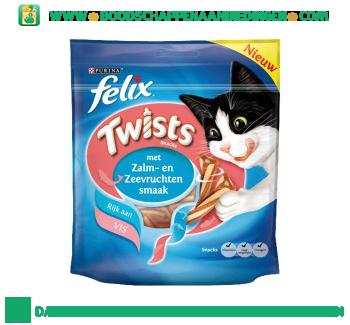 Felix Twist zalm/zeevis aanbieding