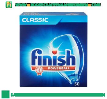 Finish Vaatwastabletten powerball classic aanbieding
