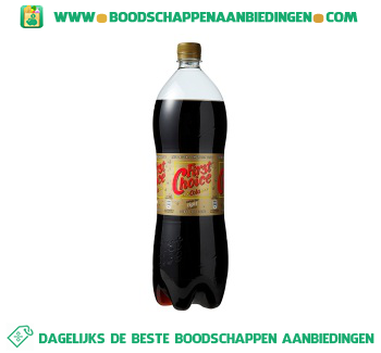 First Choice Cola light cafeïnevrij aanbieding