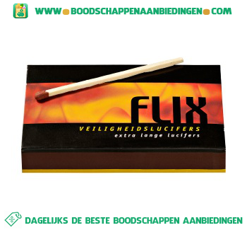 Flix Lucifers extra lange aanbieding