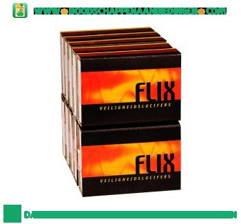 Flix Lucifers klein aanbieding