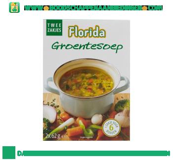 Florida Mix voor groentensoep aanbieding