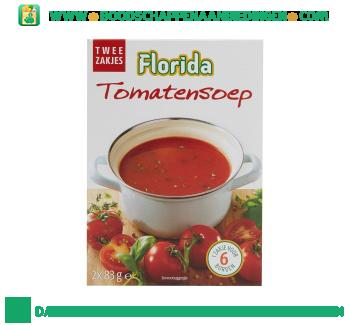 Mix voor tomatensoep aanbieding