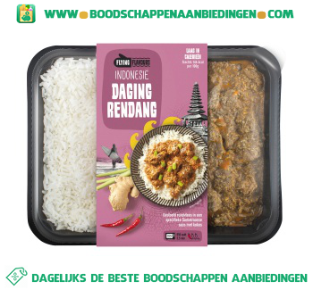Flying Daging rendang aanbieding