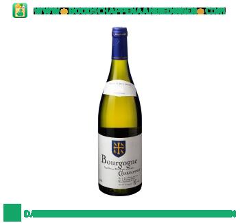 Frankrijk Bourgogne chardonnay aanbieding