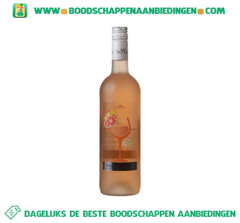 Frankrijk Flavwine rosé grapefruit aanbieding
