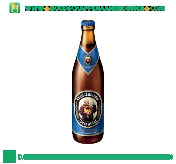 Franziskan Hefe alcoholvrij aanbieding