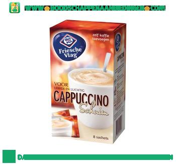 Cappuccino schuim aanbieding