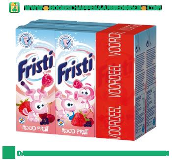 Fristi Rood fruit 6-pak aanbieding