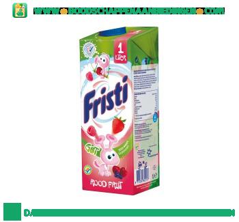 Fristi Rood fruit geen suiker toegevoegd aanbieding
