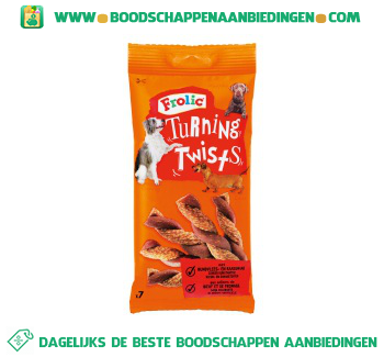 Frolic Turning twists aanbieding