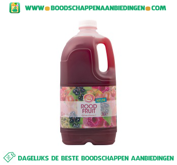 Fruity King Rood fruit aanbieding